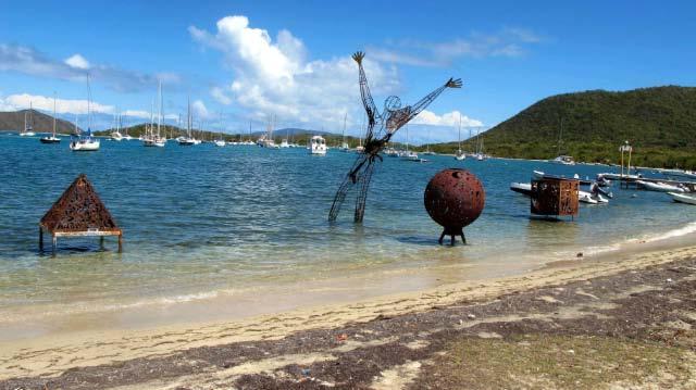 Trellis Bay, Beef Island