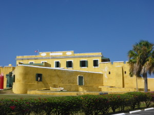The Fort in Christiansted.